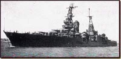 The Fated USS Indianapolis CA-35